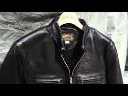 the real mccoy s buco leather jacket