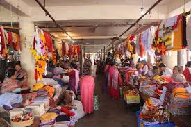 Ima Keithel - the only such market in the world ran by women - Imphal