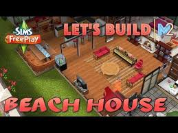 sims freeplay let s build a beach