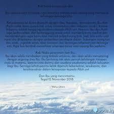 kak naila kesayangan ibu quotes writings by wahyu utami
