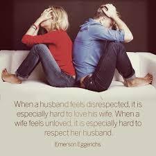 when a husband feelscrystina disrespect emersoneggerichs hard