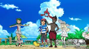 Pokémon The Series: Sun and Moon ~ Ultra Adventures Intro (English ...