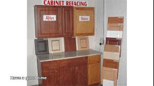 kitchen cabinet refacing cost my