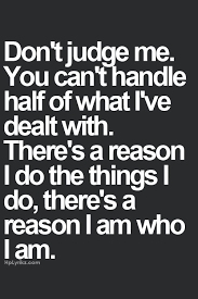 quotes about god not judging quotes
