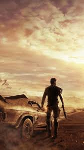 2016 mad max game mobile wallpaper
