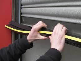 garage door floor seal strip