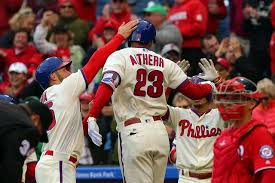 Aaron Altherr off to a hot start for Phillies • Double G Sports