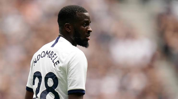 Image result for Tanguy Ndombele  EPL""