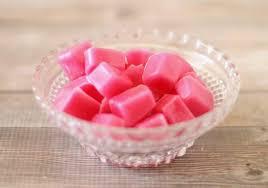 pink gfruit diy wax melts lw vogue