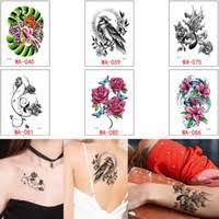 temporary makeup tattoo designs nz