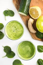 green juice recipe food with feeling