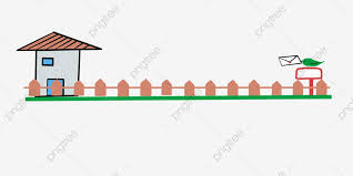 House Fence Dividing Line Illustration House Dividing Line Illustration Plant Grass Dividing Line Fence Fence Dividing Line Png Transparent Clipart Image And Psd File For Free Download