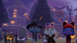Animal Crossing New Horizons How To Get The Spooky Set Items And Diy Recipes For Halloween Essentiallysports