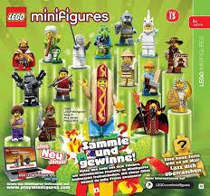 Lego Minifigures Series 13 71008 Fully Revealed Photos Bricks And Bloks