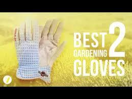 the 2 best gardening gloves of 2020 for