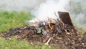 open burning of trash a hidden toxin