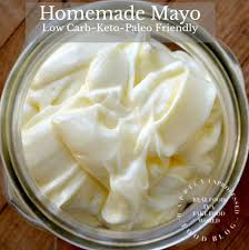 homemade mayonnaise low carb keto