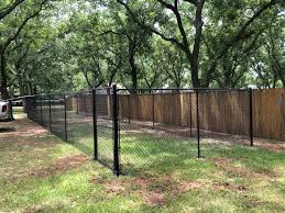 S S Fencing 6 Ft Black Chain Link Dog Run Facebook