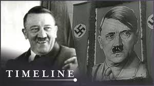 The Real Adolf Hitler | Secrets of War | Timeline - YouTube