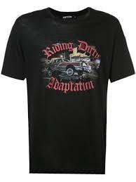 adaptation riding dirty t shirt men