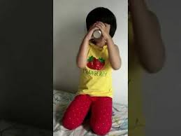 Hello friend chai peelo - cute little kid - YouTube