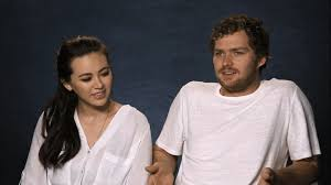 WATCH: Iron Fist's Finn Jones and Jessica Henwick play a game of ...