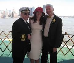 Christopher & Aileen Smith - Nautical Wedding Bells