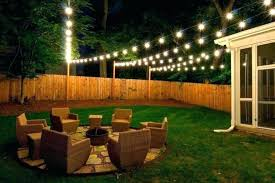 Outdoor Lighting Ideas The Fence Masters