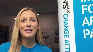 Abby Robinson, Parkinson's UK North East Fundraiser: Inspiring ...