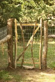 Beautiful Rustic Dog Fence Diy Dog Fence Rustic Fence Garden Gate Design