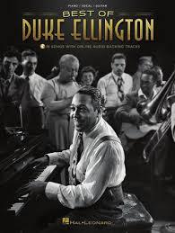 Best of Duke Ellington - 16 Songs with Online Audio Backing Tracks   Hal  Leonard Online