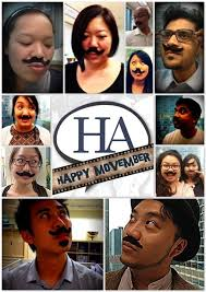 Movember greetings from the Hoffman Agency Singapore team - #mustache #fun  | Pr agency, Agency, Movember