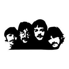 The Beatles Car Vinyl Decal Sticker On Popscreen