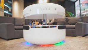 the coosno is a smart coffee table