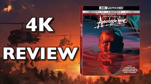 Apocalypse Now 4K UltraHD Blu-ray Review