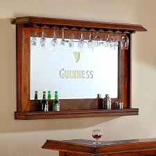 eci furniture guinness large bar mirror