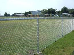 Various Chain Link Fence Types With Accessories Parts And Installing Info