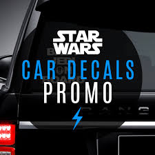 Instock Star Wars Darth Vader Baby Jedi On Board Car Decal Car Accessories On Carousell
