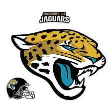 Fathead Nfl Jacksonville Jaguars Logo Large Wall Decal Bed Bath Beyond