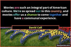 best david call quotes