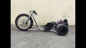 budget gas powered drift trike build