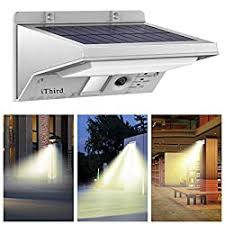 10 Best Solar Powered Led Wall Lights Their Reviews Updated 2020
