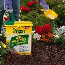 preen garden weed preventer plant