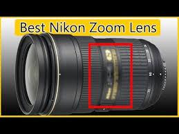 nikon pro zoom lens for weddings