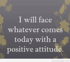 positive attitude quote for new year