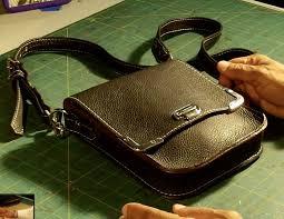 messenger bag pdf sewing pattern pdf