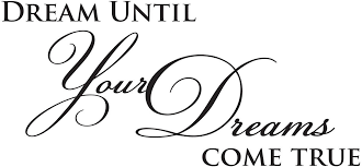 Buy Dream Until Your Dreams Come True Wall Quote Wall Decals Wall Decal Wall Sticker In Cheap Price On M Alibaba Com
