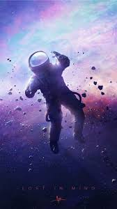wallpaper astronaut dream galaxy