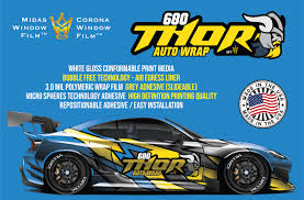 680 G Thor Auto Wrap Midas Window Film