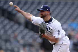 Kirby Yates finds a home in San Diego - Gaslamp Ball